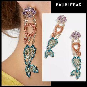 New!🌊Baublebar Ari Mermaid Drop Earrings!
